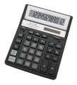 Velká stolní kalkulačka Citizen SDC-888X - černá