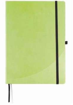 Blok Foray A5 linkovaný, zelený