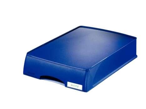Zásuvka vysouvací Leitz PLUS, modrá