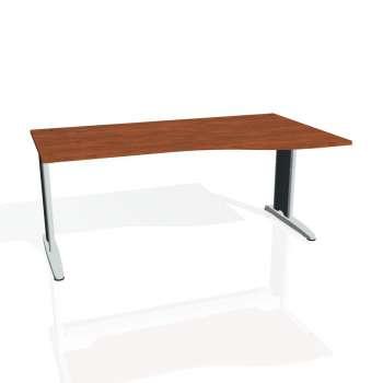 Psací stůl Hobis FLEX FE 1000 levý, calvados/kov