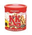 Arašídy KK - plech, 227 g