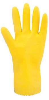 Pracovní rukavice latexové e  STANLEY, vel. M