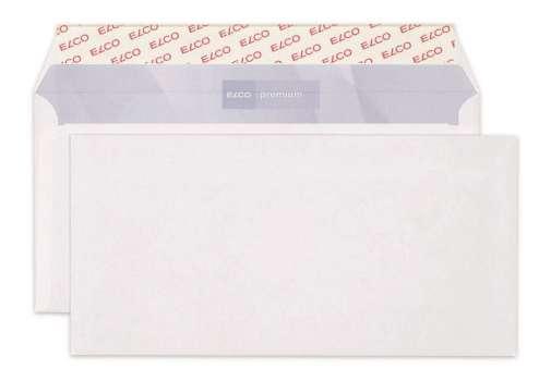 Obálky Elco - C6/5, samolepicí, s krycí páskou, 200 ks