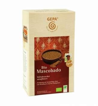 Cukr Mascobado třtinový, 1 kg
