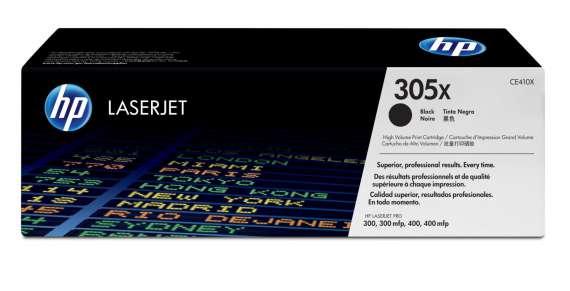 Toner HP CE410X/305X - černá