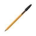 Kuličkové pero BIC Orange - černá