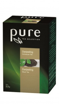 Čaj Pure Tea Selection Darjeeling, 25x 2,5 g