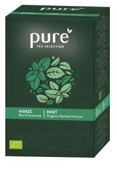 Mátový čaj Pure Tea Selection, 25x 1,5 g