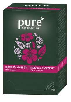 Ovocný čaj Pure Tea Selection ibišek,malina, 25x3g