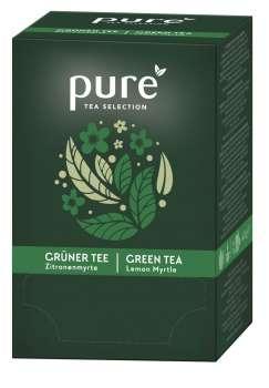 Čaj PURE TEA Selection - Zelený s citr. myrtou, 25 x 2,0 g
