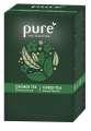 Zelený čaj Pure - s citrónovou myrtou, 25x 2 g