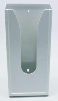 Zásobník na papírové hygienické sáčky - bílý