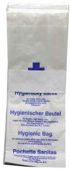 Sáčky hygienické papírové, 100 ks