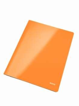 Desky s rychlovazačem WOW, A4 oranžové