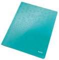 Rychlovazač LEITZ WOW- A4, laminovaný karton, ledově modrý