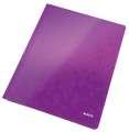Papírový rychlovazač Leitz WOW - A4, purpurový, 1 ks