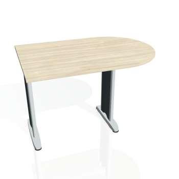 Přídavný stůl Hobis FLEX FP 1200 1, akát/kov