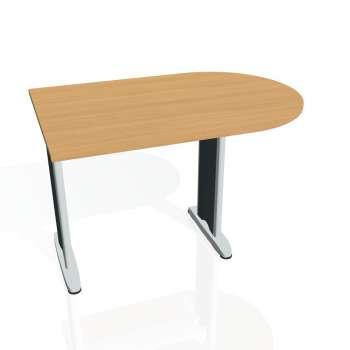 Přídavný stůl Hobis FLEX FP 1200 1, buk/kov