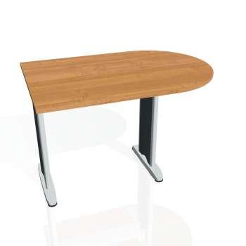 Přídavný stůl Hobis FLEX FP 1200 1, olše/kov