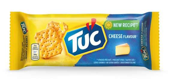 Krekry TUC Cheese - sýr, 100 g