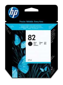 Cartridge HP CH565A/82 - černá