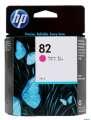 Cartridge HP CH567A, č. 82 - purpurová