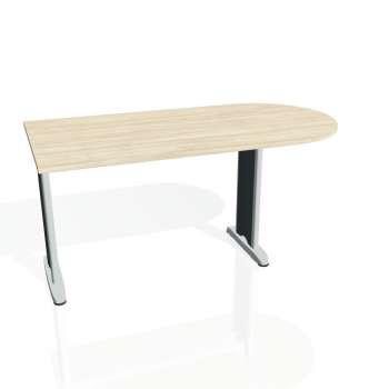Přídavný stůl Hobis FLEX FP 1600 1, akát/kov