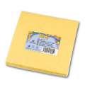 Ubrousky papírové dvouvrstvé žluté 20 ks