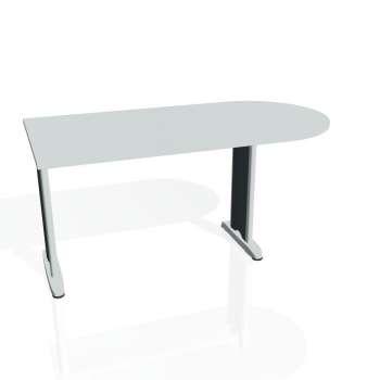 Přídavný stůl Hobis FLEX FP 1600 1, šedá/kov