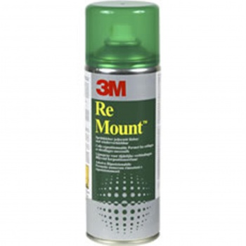 Lepidlo ve spreji Re Mount Creative - 400 ml