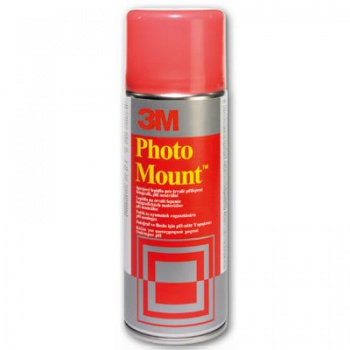 Lepidlo ve spreji Photo Mount - 400 ml