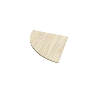 Přídavný stůl Hobis FLEX FP 900 levý, akát