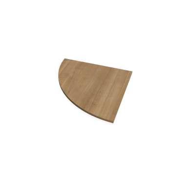 Doplňkový stůl FLEX, deska kruh 90°