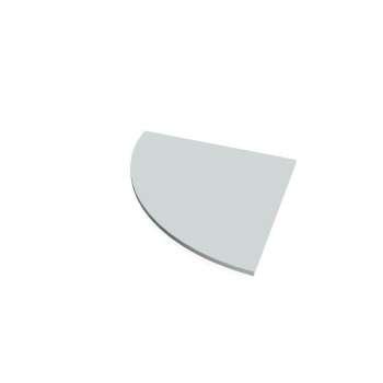Přídavný stůl Hobis FLEX FP 900 levý, šedá
