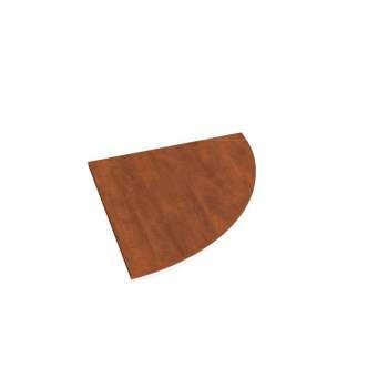 Stůl doplňkový FLEX, deska kruh 90°