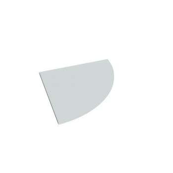 Přídavný stůl Hobis FLEX FP 900 pravý, šedá
