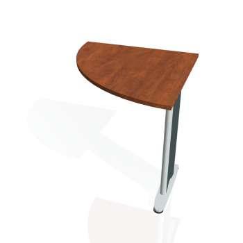 Přídavný stůl Hobis FLEX FP 901 levý, calvados/kov