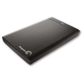 """Externí harddisk Seagate Backup Plus 2.5"""" - 1 TB, černá"""
