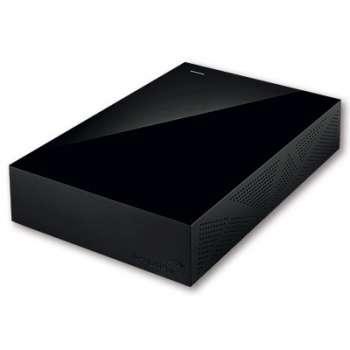 """Externí harddisk Seagate Backup Plus 3.5"""" - 3 TB, černý"""