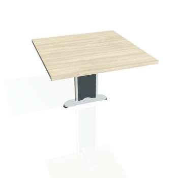 Přídavný stůl Hobis FLEX FP 801, akát/kov