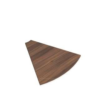 Stůl doplňkový FLEX, deska kruh 45°