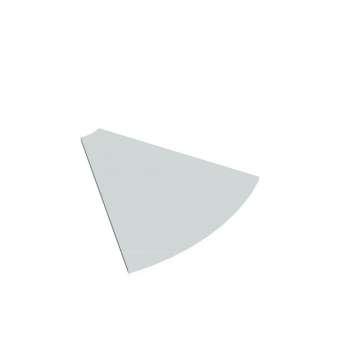 Přídavný stůl Hobis FLEX FP 450, šedá