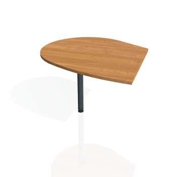 Přídavný stůl Hobis FLEX FP 20 levý, olše/kov