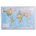 Podložka - mapa světa