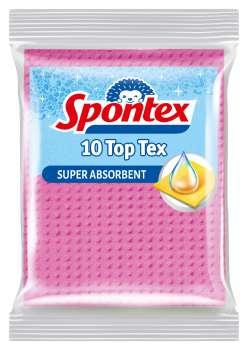 Houbová utěrka - Spontex, 10 ks