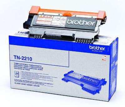 Toner Brother TN 2210 - černá