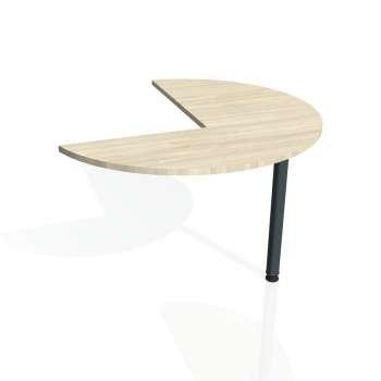 Přídavný stůl Hobis FLEX FP 22 levý, akát/kov