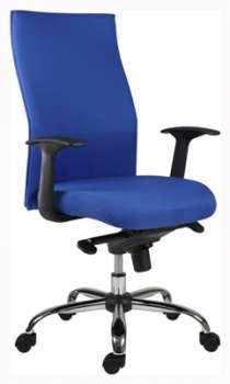 Kancelářská židle Office Multi - modrá
