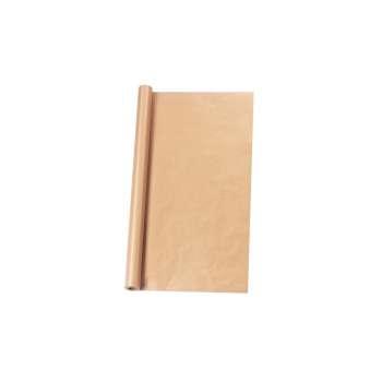 Balicí papír v roli, 100 cm x 5 m, hnědý