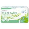 Toaletní papír Office Depot - třívrstvý, 26,8 m, 8 rolí